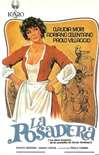 Poster of La posadera