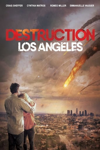 Poster of Destruction: Los Angeles