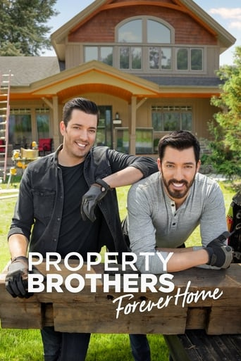 Poster Property Brothers: Forever Home
