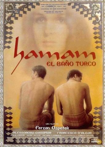 Poster of Hamam: el baño turco