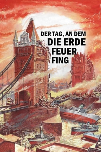 Der Tag, an dem die Erde Feuer fing - Science Fiction / 1971 / ab 6 Jahre