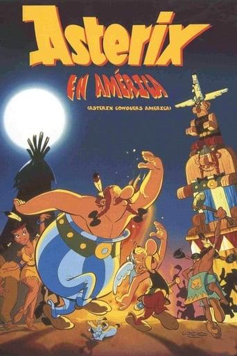Poster of Astérix en América