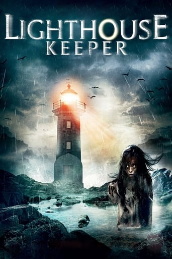 Poster of Edgar Allan Poe's Lighthouse Keeper