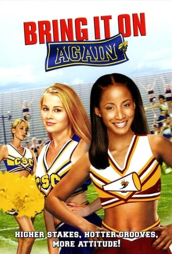 Poster of Bring It On Again
