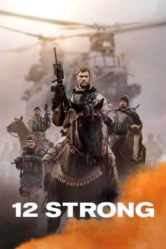 Watch 12 Strong full movie Online - Quickmovies