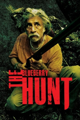 The Blueberry Hunt Movie Poster