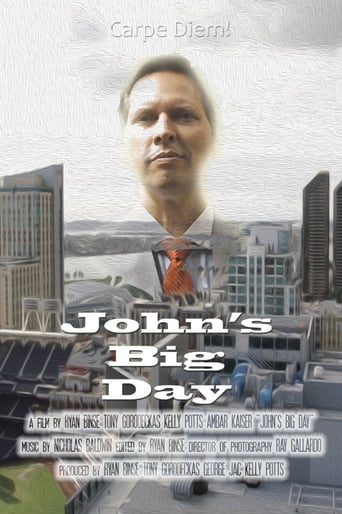 Poster of John's Big Day