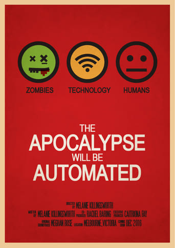 Poster of The Apocalypse will be Automated