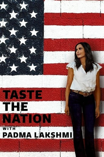 Capitulos de: Taste the Nation with Padma Lakshmi