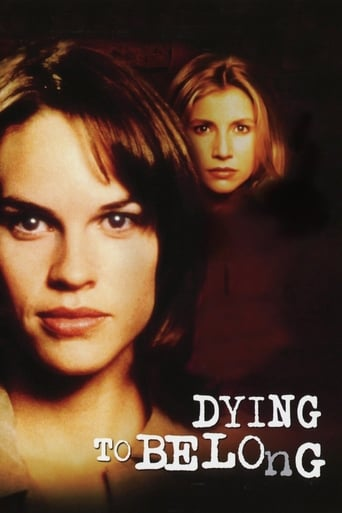 Poster of Dying to Belong