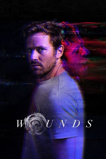 Poster of Wounds