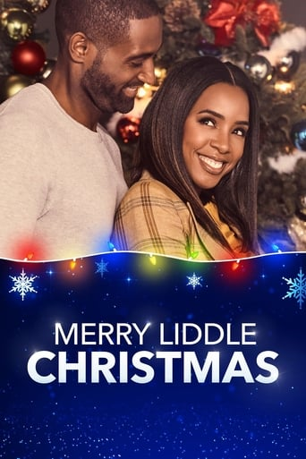 portada Merry Liddle Christmas