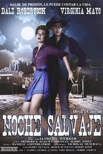 Poster of Noche salvaje