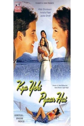 Poster of Kya Yehi Pyaar Hai
