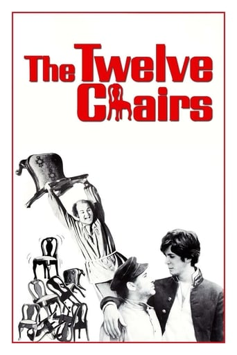 Poster of The Twelve Chairs