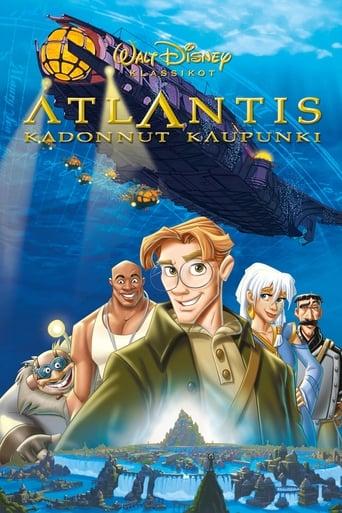 Atlantis - Kadonnut kaupunki