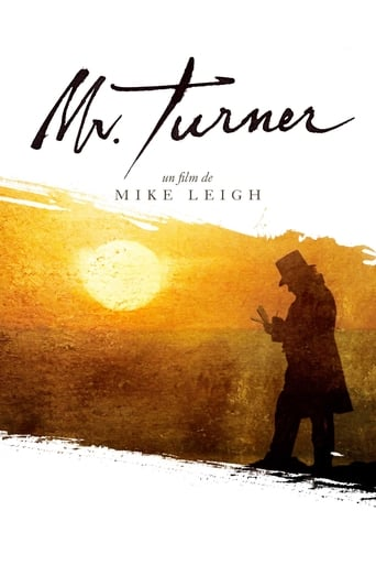 Poster of Mr. Turner