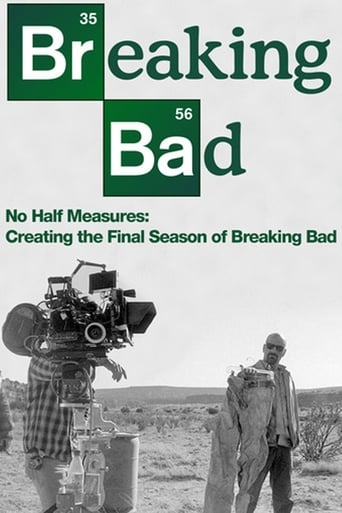 Poster of No Half Measures: Creating the Final Season of Breaking Bad
