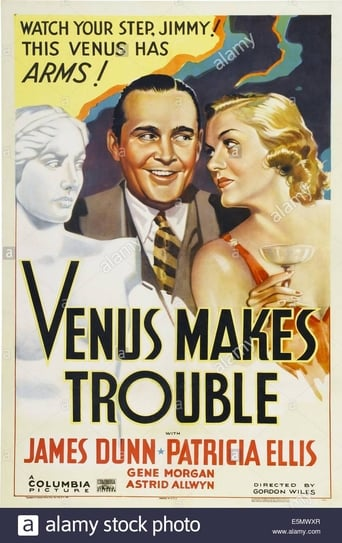 Poster of Venus Makes Trouble