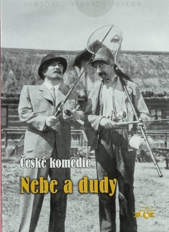 Nebe a dudy Movie Poster