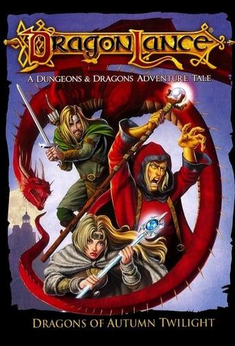 Poster of Dragonlance: Dragons Of Autumn Twilight