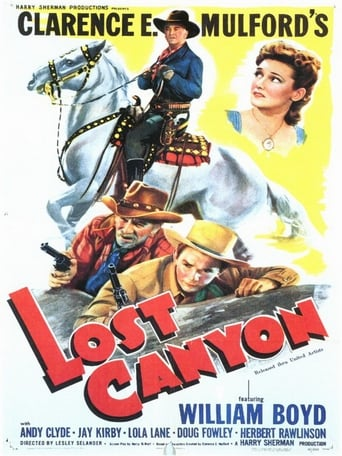 Poster of Lost Canyon