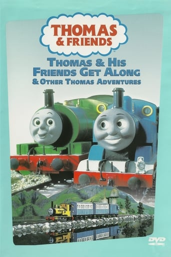 Poster of Thomas & Friends: Thomas & His Friends Get Along & Other Thomas Adventures