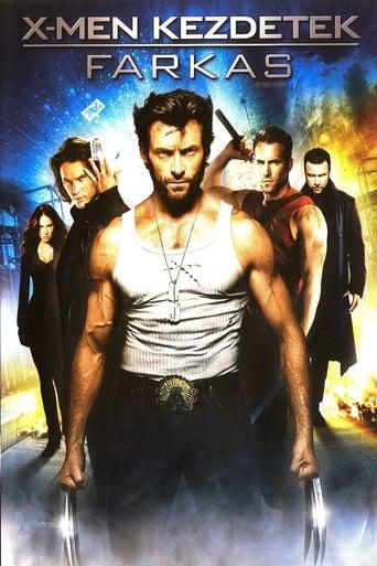 Poster of X-Men kezdetek: Farkas