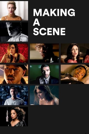 Poster of Making a Scene