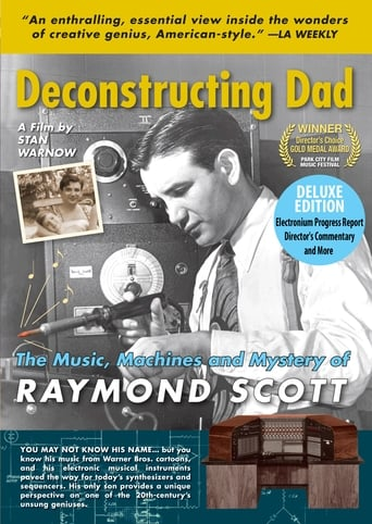 Poster of Deconstructing Dad: The Music, Machines and Mystery of Raymond Scott