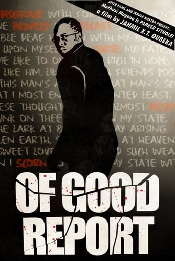 Poster of Of Good Report