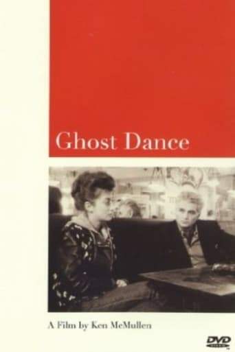 Poster of Ghost Dance