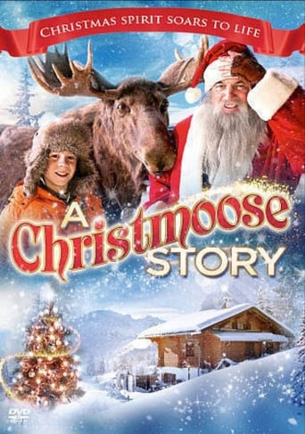 Poster of A Christmoose Story