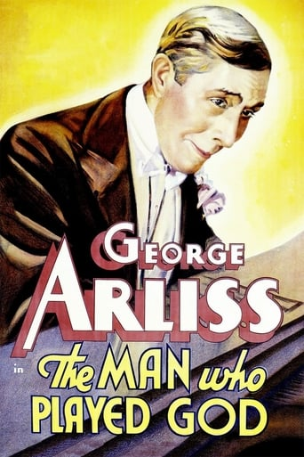 Poster of The Man Who Played God