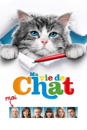 Poster of Ma vie de chat