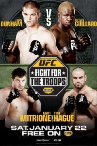 Poster of UFC Fight Night 23: Fight for the Troops 2