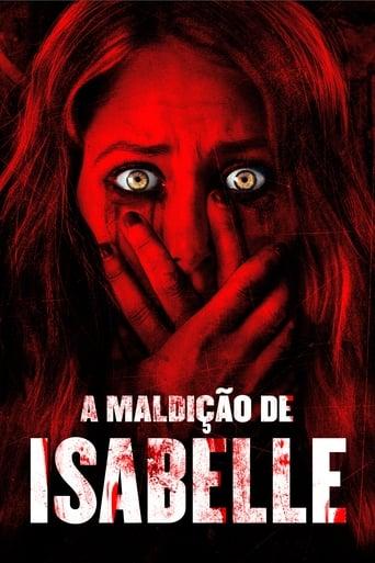 A Maldição de Isabelle - Poster