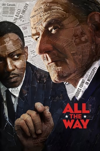 Poster of All the Way