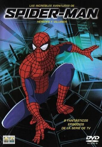 Homem-Aranha - A Nova Série Animada 1ª Temporada - Poster