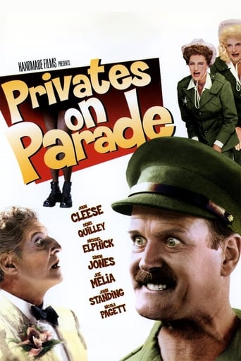 Poster of Privates on Parade