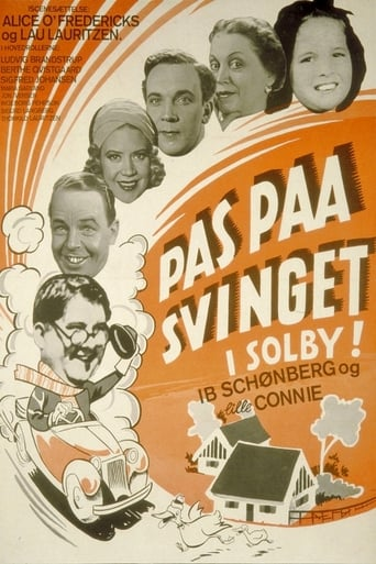 Poster of Pas paa svinget i Solby