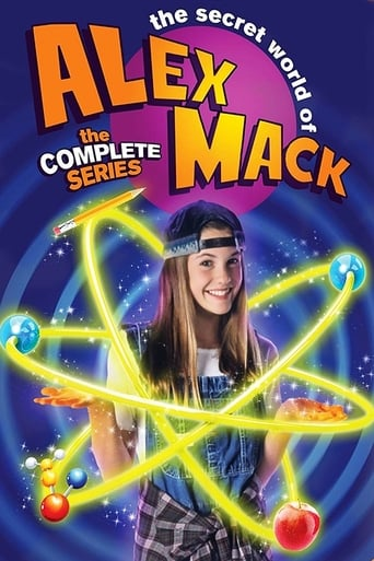 Capitulos de: The Secret World of Alex Mack