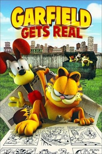 Watch Garfield Gets Real Online Free Putlocker
