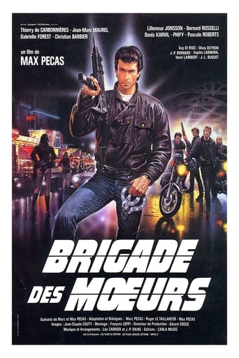 Poster of Brigade des mœurs