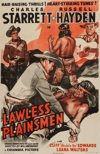 Poster of Lawless Plainsmen