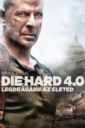 Die Hard 4.0 - Legdrágább az életed