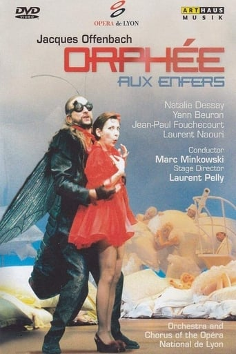 Poster of Orphée aux enfers