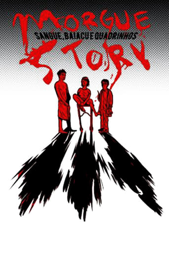 Watch Morgue Story: Sangue, Baiacu e Quadrinhos full movie online 1337x