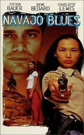 Poster of Navajo Blues