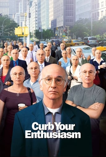 Poster of Larry David: Curb Your Enthusiasm